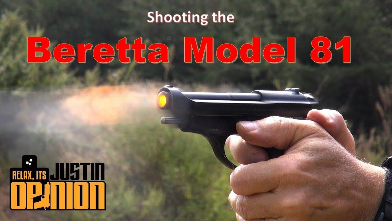 Beretta Model 81