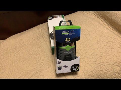 Radiant 314 rechargeable lantern | Niteize