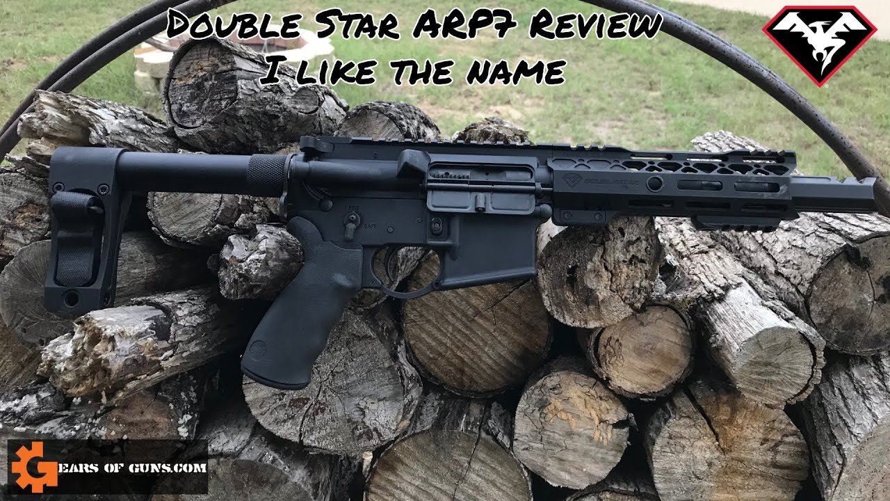 Double Star ARP7 Review - I like the name.