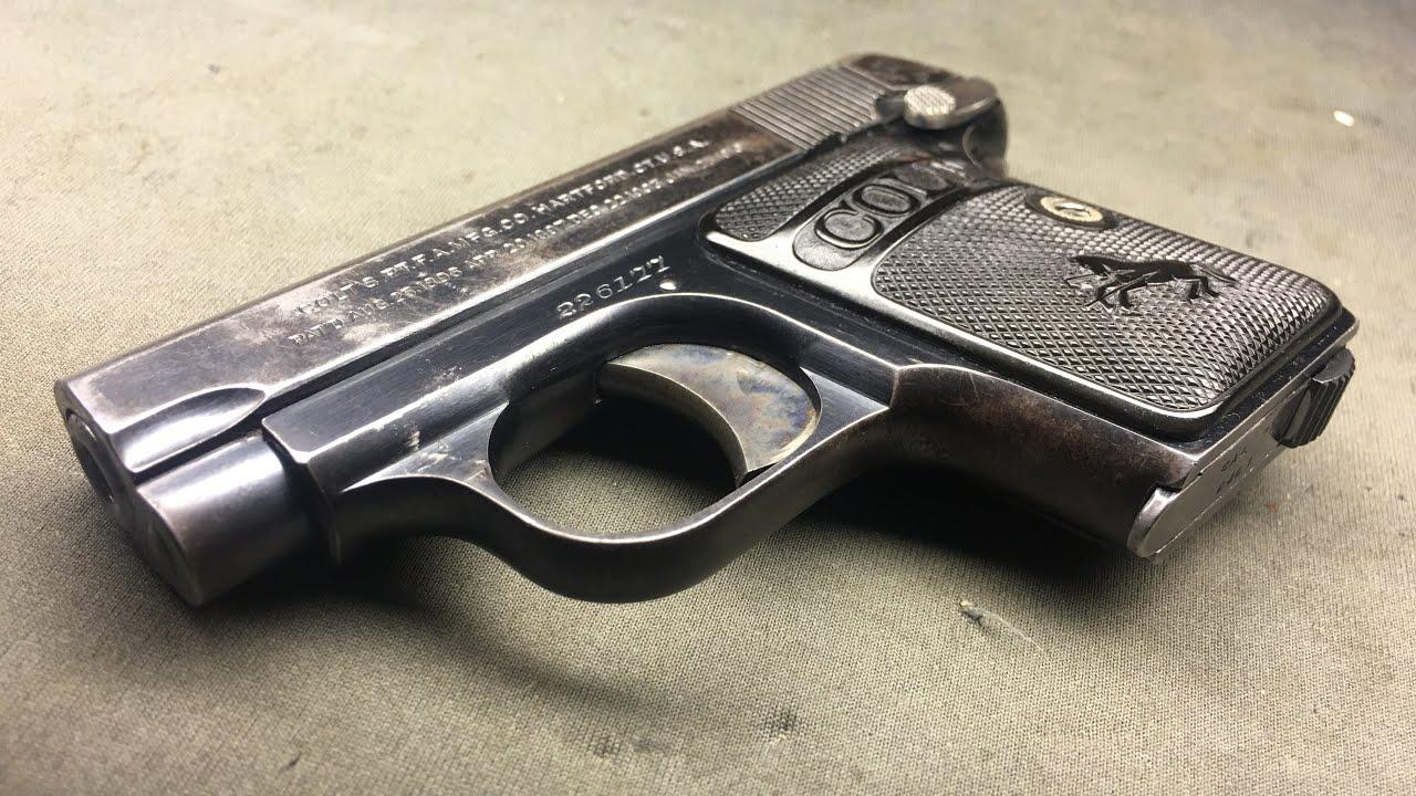 Colt 1908 Vest Pocket (1919)