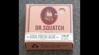 Dr. Squatch Soap...Is it any good?
