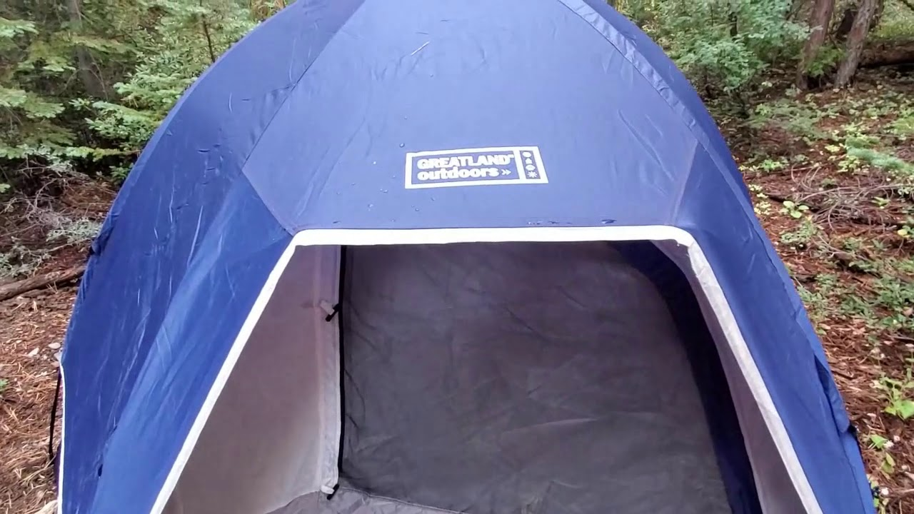Greatland Outdoors Tent Review