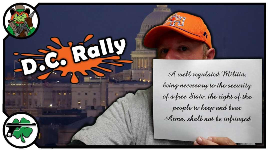 2nd Amendment Rally In DC November 2nd 2019