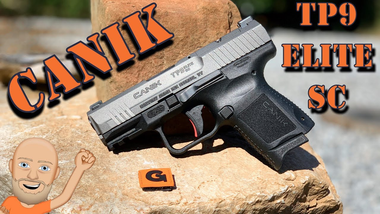 Canik TP9 Elite SC First Look