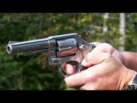 Smith & Wesson Model 65 .357 Magnum Revolver (Police Trade-In)