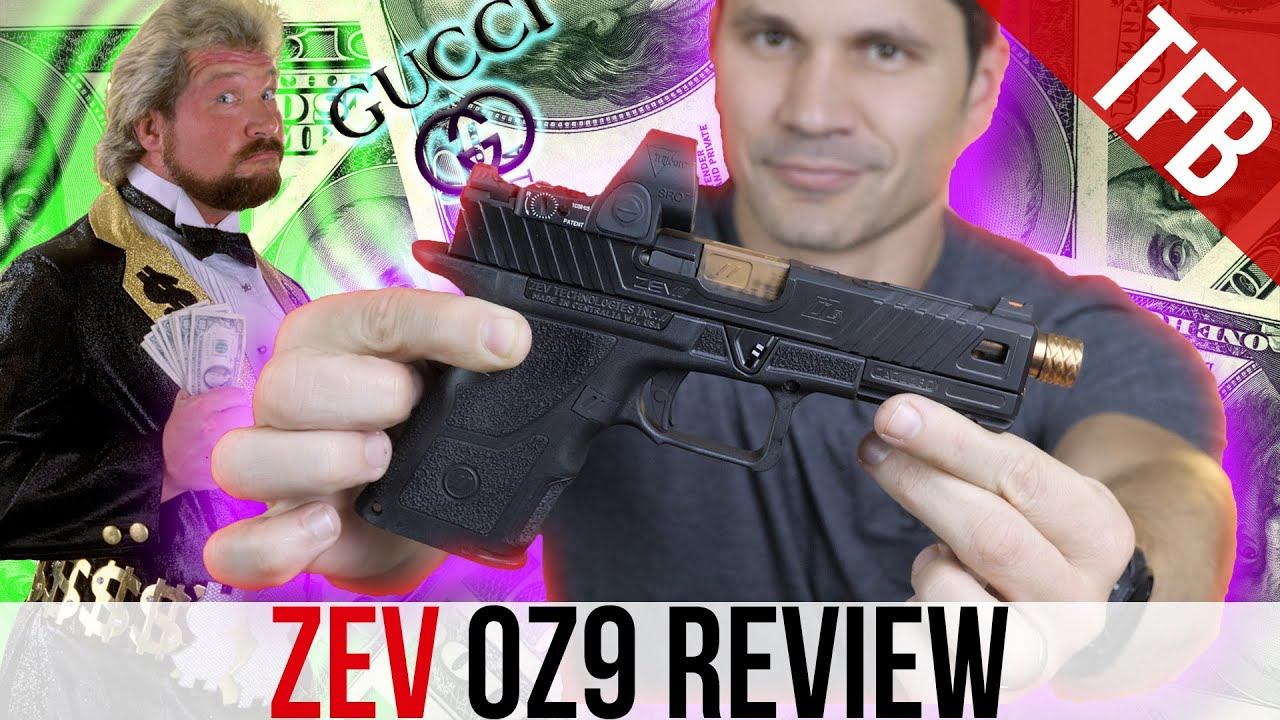 NEW ZEV OZ9: Not Just Another Fancy Glock?