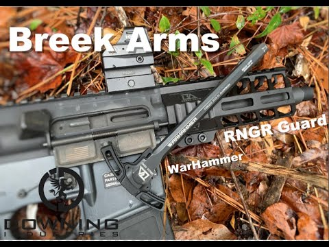 Breek Arms, The RNGR Guard