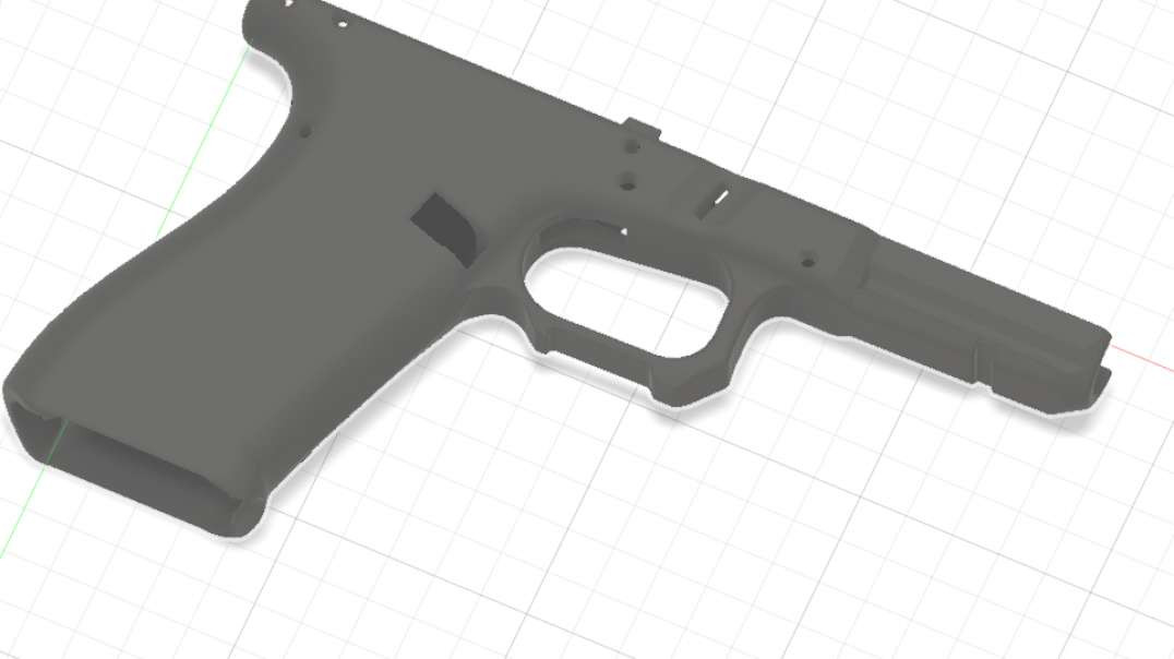 3D Printed Glock 17 Budget Build Video 2: A Minor Setback