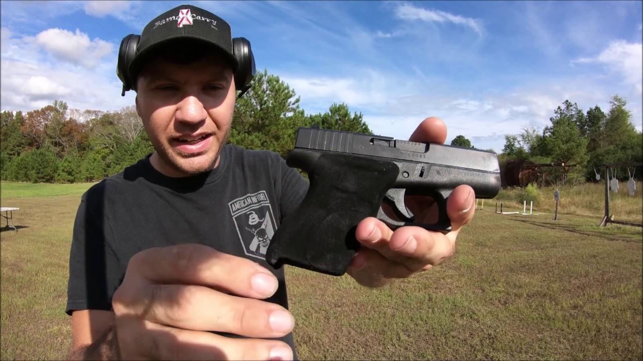 Brooks Tactical AGRIP!