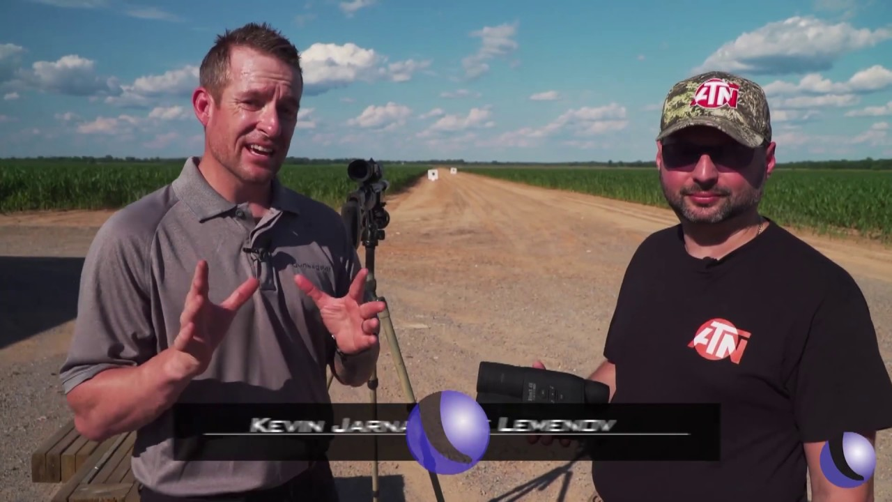 Guns & Gear Meet ATN To See First Hand What The New BinoX 4K Is All About