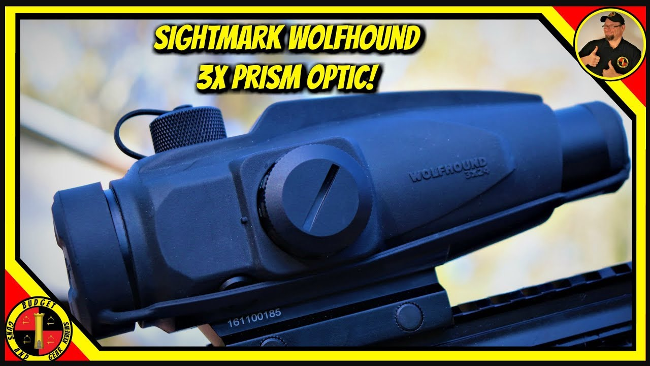 Sightmark Wolfhound HS-300 Review