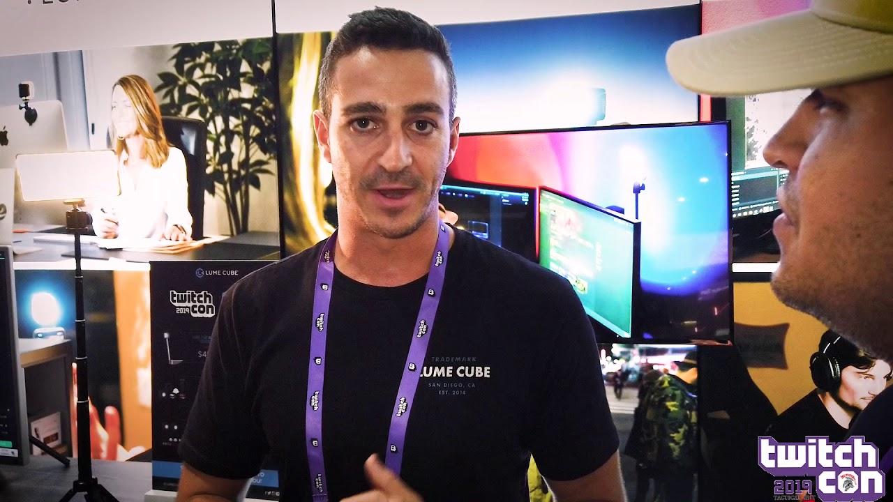 Lume Cube Twitchcon2019
