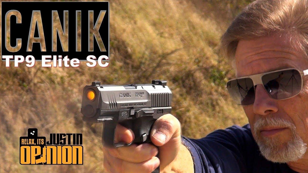 Canik TP9 Elite Sub-Compact