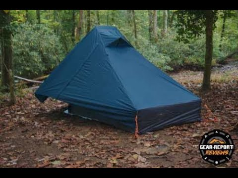Lightheart Gear Firefly with Awning  Setup and Takedown - Gear-Report.com