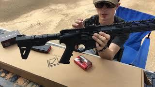 ATI Omni Maxx Hybrid 10.5 300blk pistol:First Impressions