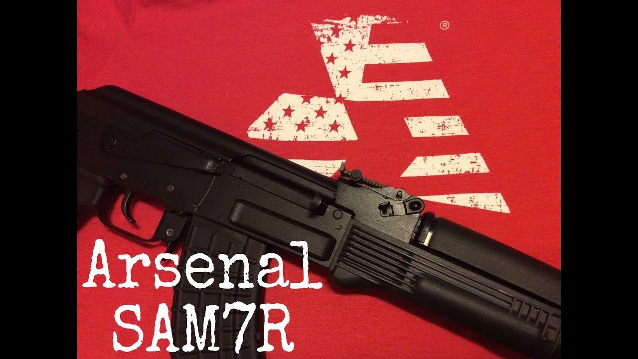 Arsenal SAM7R