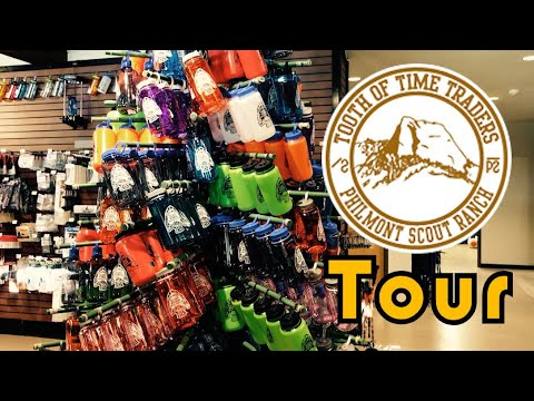 Philmont Tooth of Time Traders Store Tour