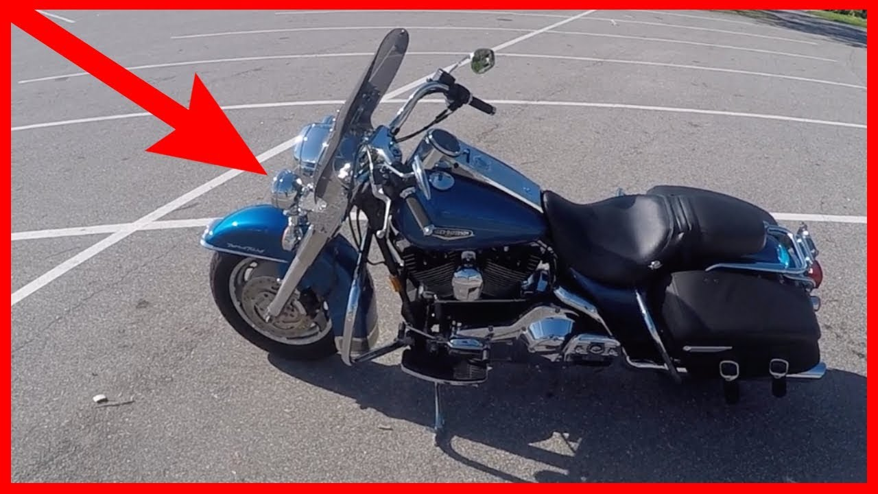 Why I bought a Road King