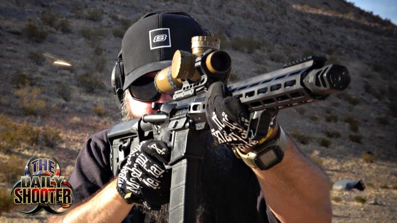Steiner M8Xi 1-8 DMR Combat Ready Optic Coyote Tan Review