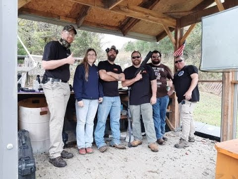Heavy Metal Range Day Team Pig