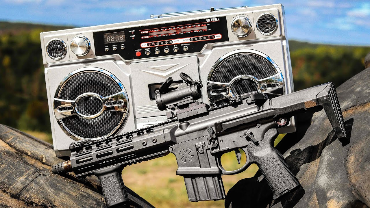 Noveske Ghetto Blaster | 1000+ Round Review