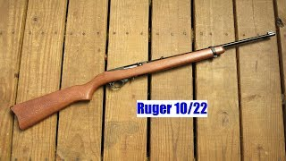 Ruger 1022 Rifle