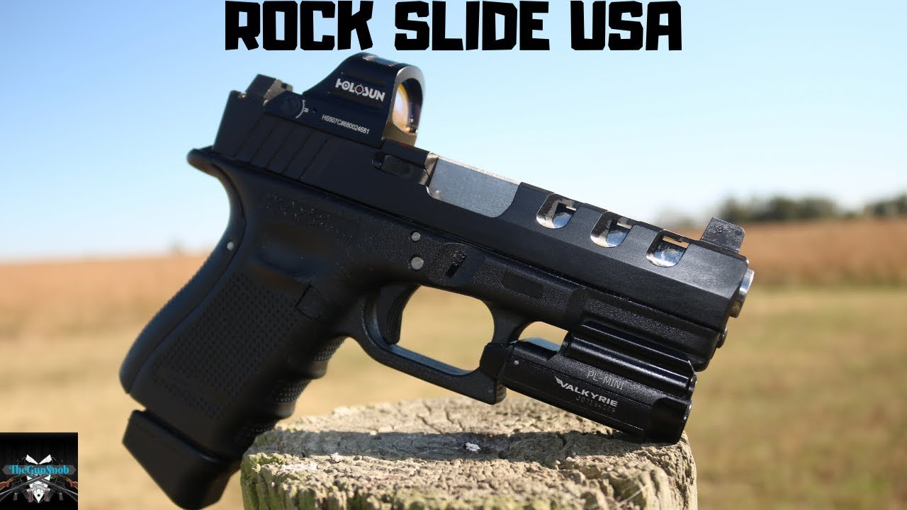 RockSlide USA, Gucci Your Glock on a Budget