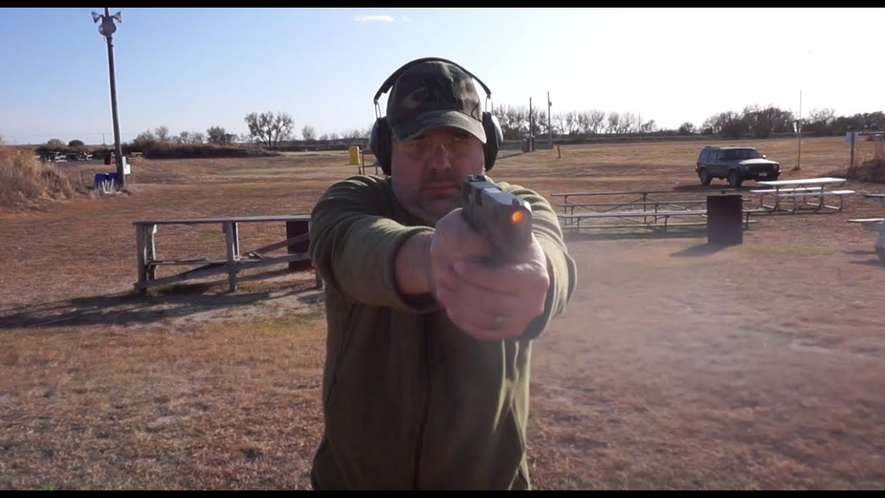 Taurus G3 Range and Accuracy Test.  How good is it?