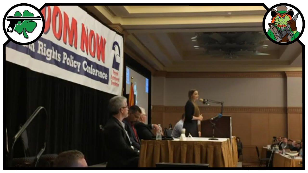 Work Together - Holly Sullivan Connecticut Citizens Defense League - GRPC 2019