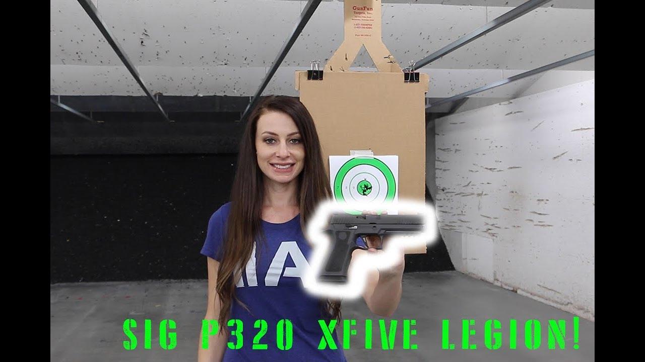 Sig P320 XFIVE Legion Review