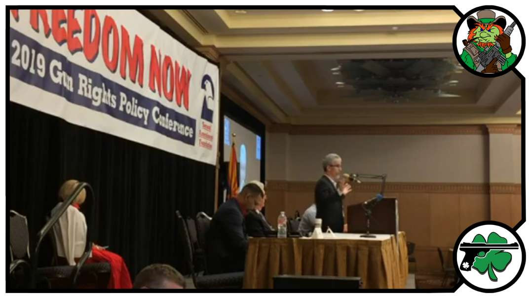 MONEY $$$ - Dave Kopp Arizona Citizens Defense League - GRPC 2019