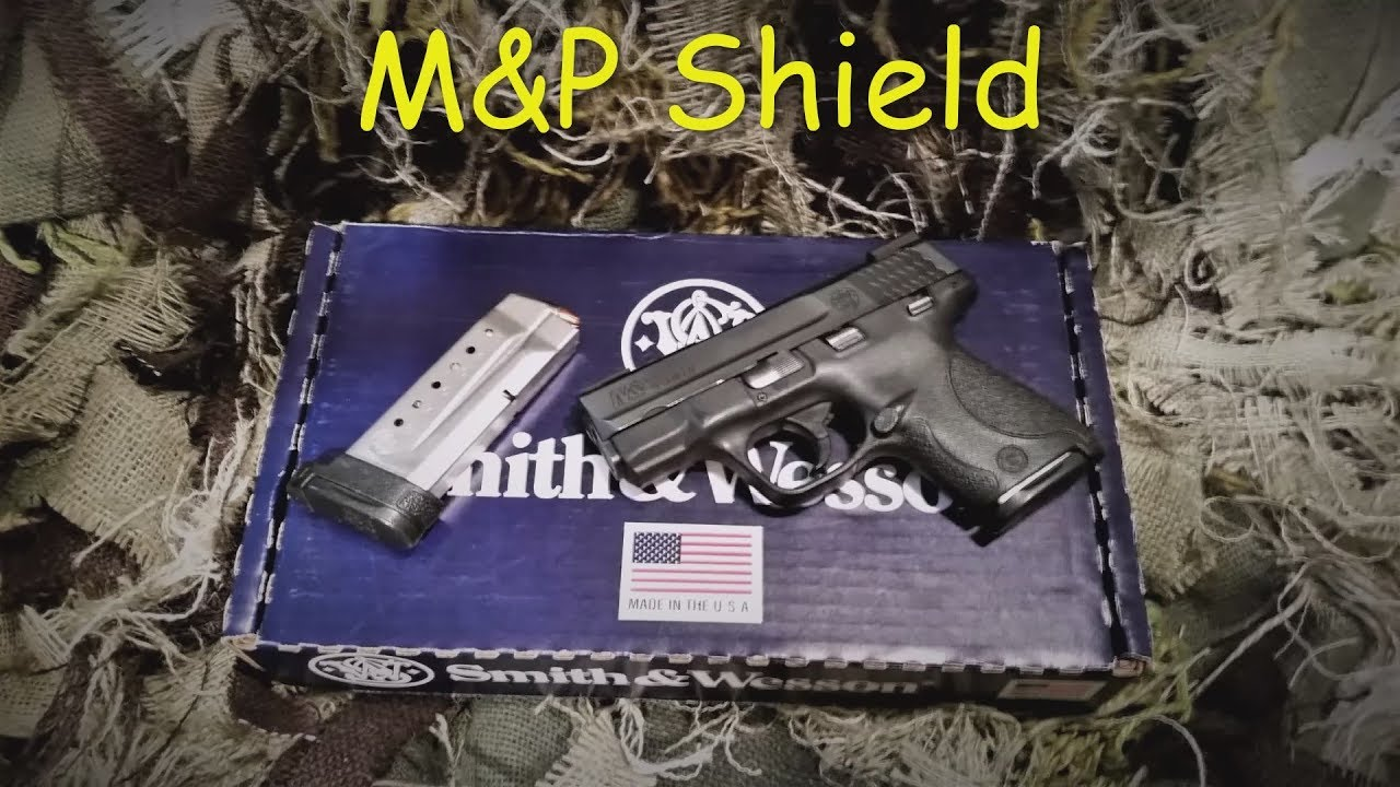 M&P Shield Review 6 Years Later, Don't Overlook It!