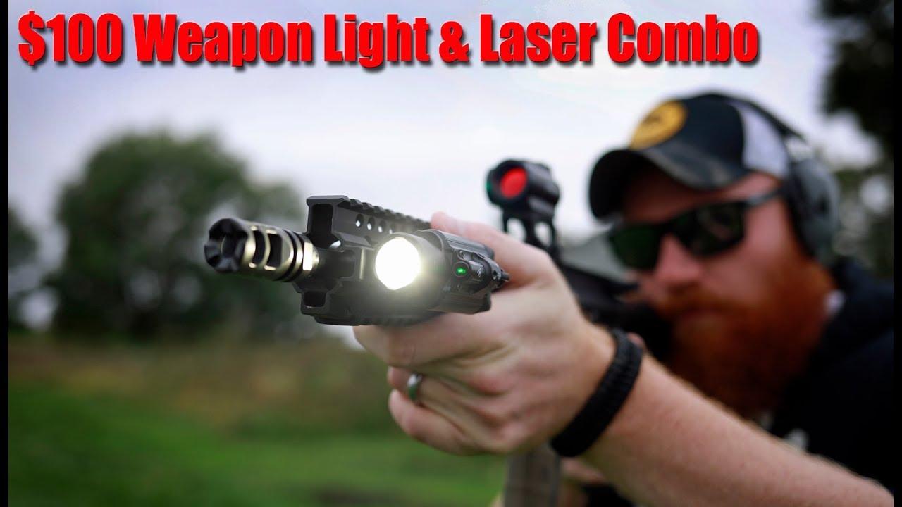 Olight Baldr Pro Weapon Light Laser Combo Review & Sale