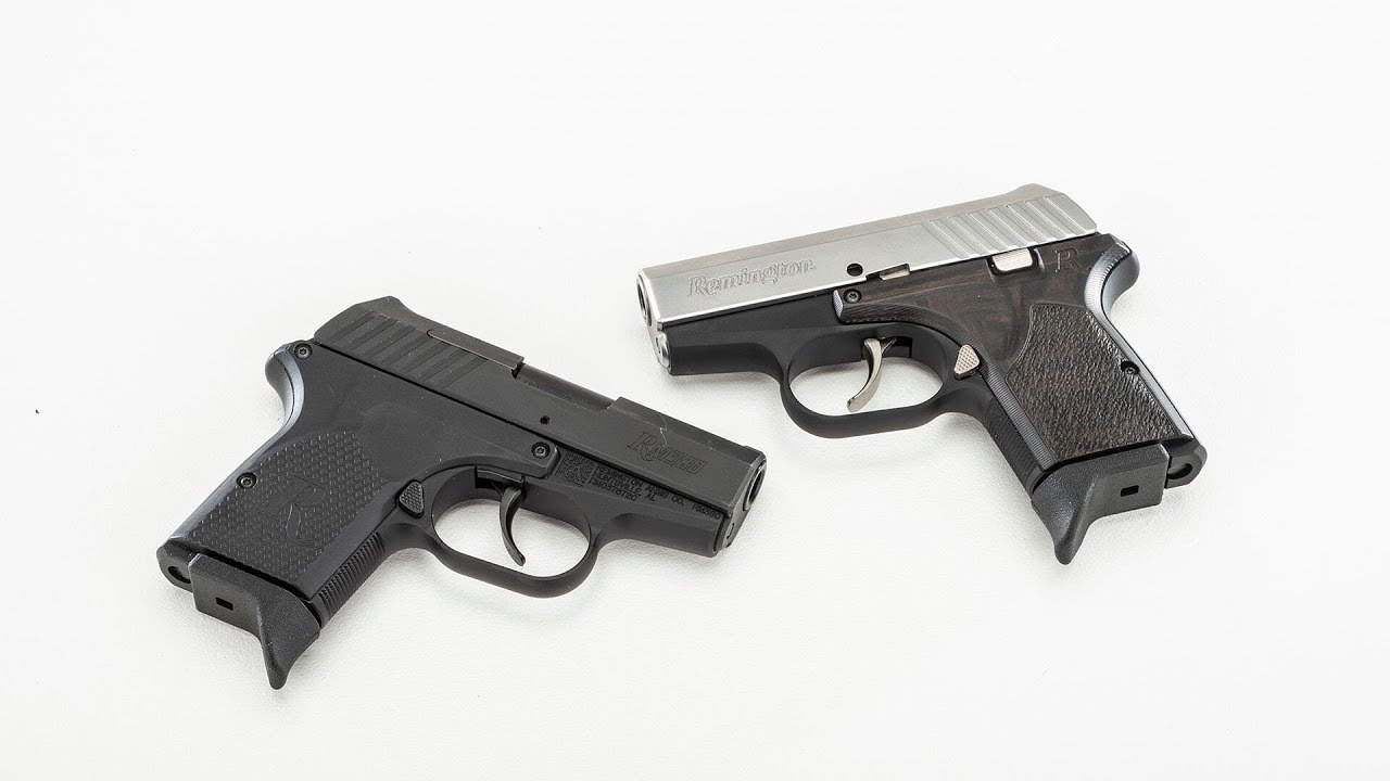 How-To Replace Grips on a Remington RM380 #781
