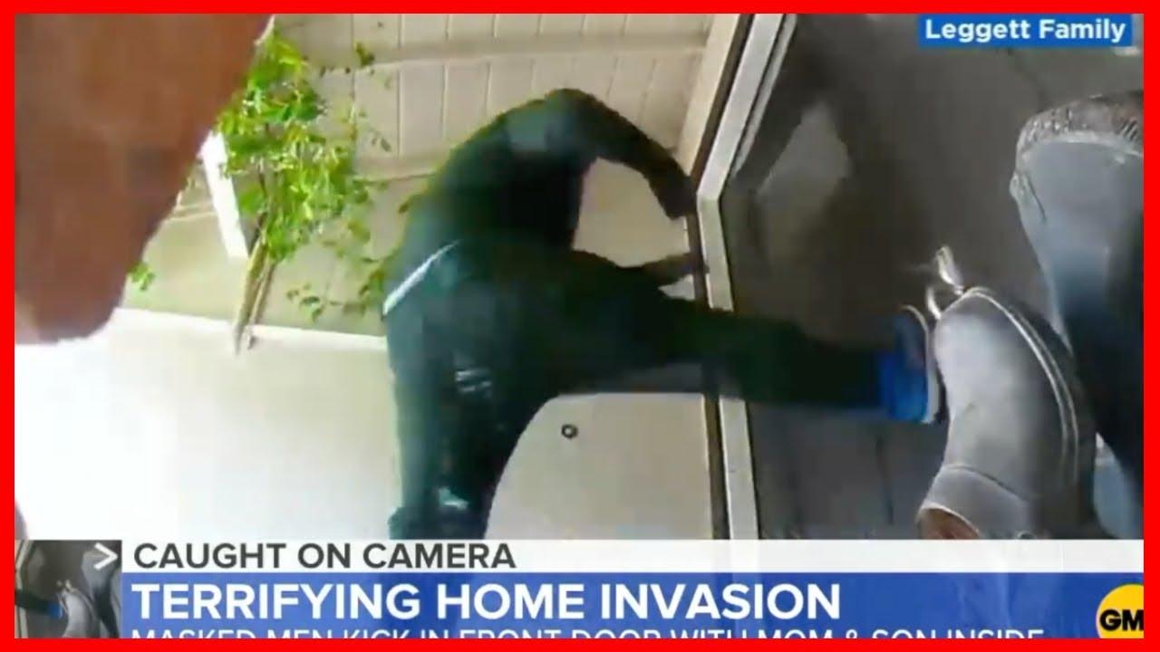 Terrifying Home Invasion!