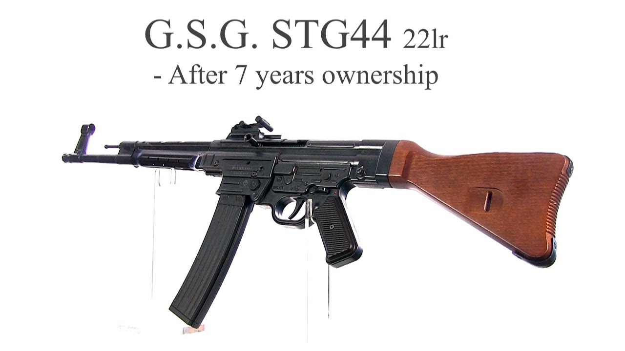 G.S.G. STG44 - 7 Years Later