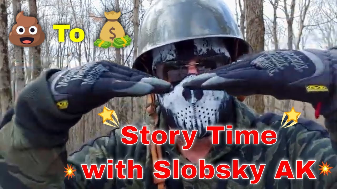 Story Time With Slobsky