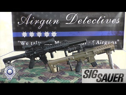 SIG Sauer MPX & MCX Co2 Rifles
