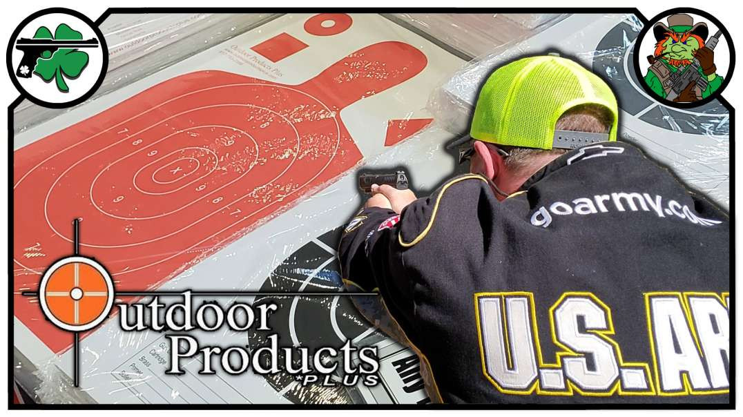 Paper Targets From Outdoor Products Plus