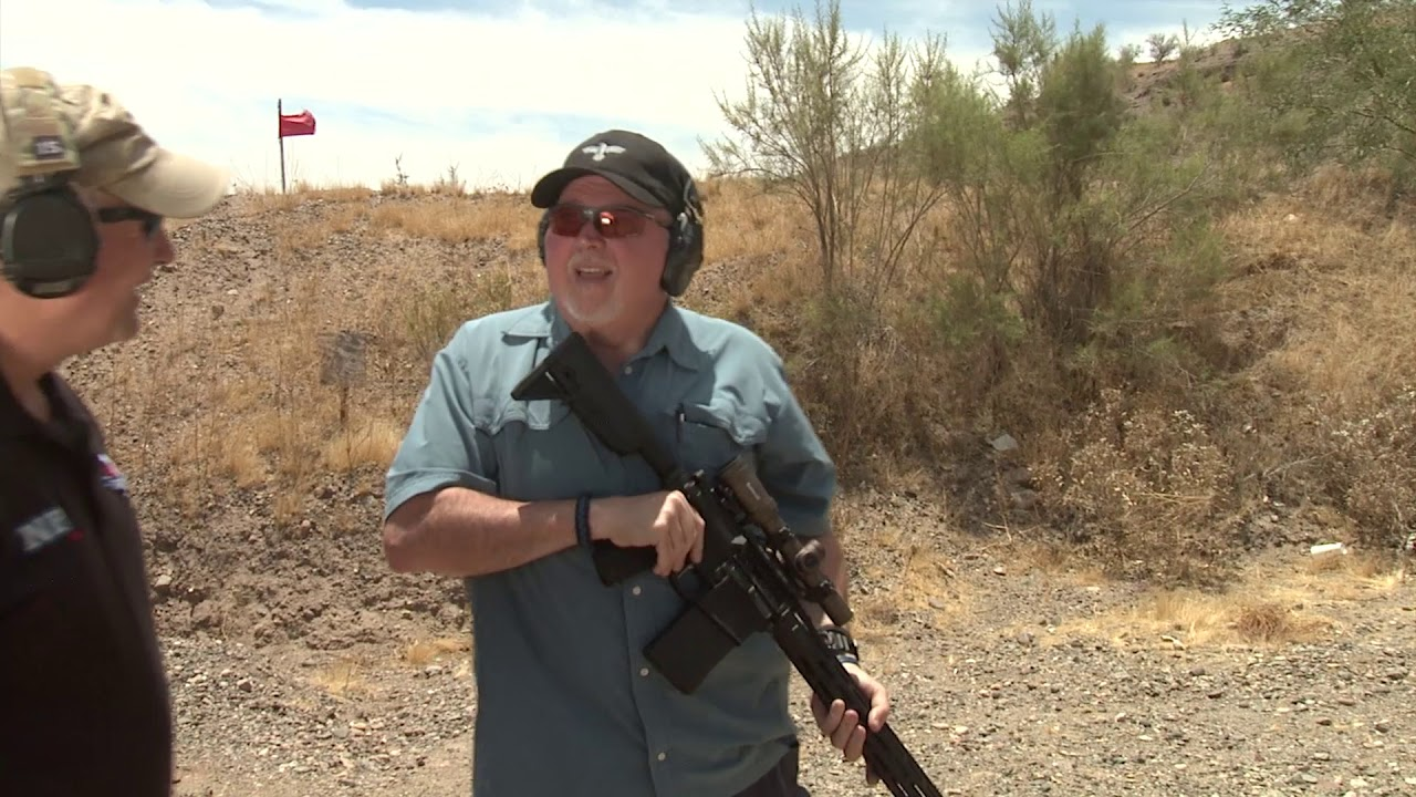How to Clear a Mystery Falfunction on a Modern Sporting Rifle