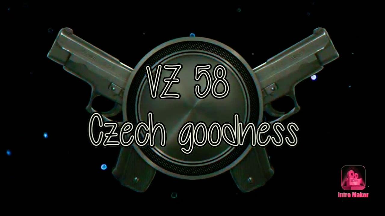 CSA VZ58 1500rnd update