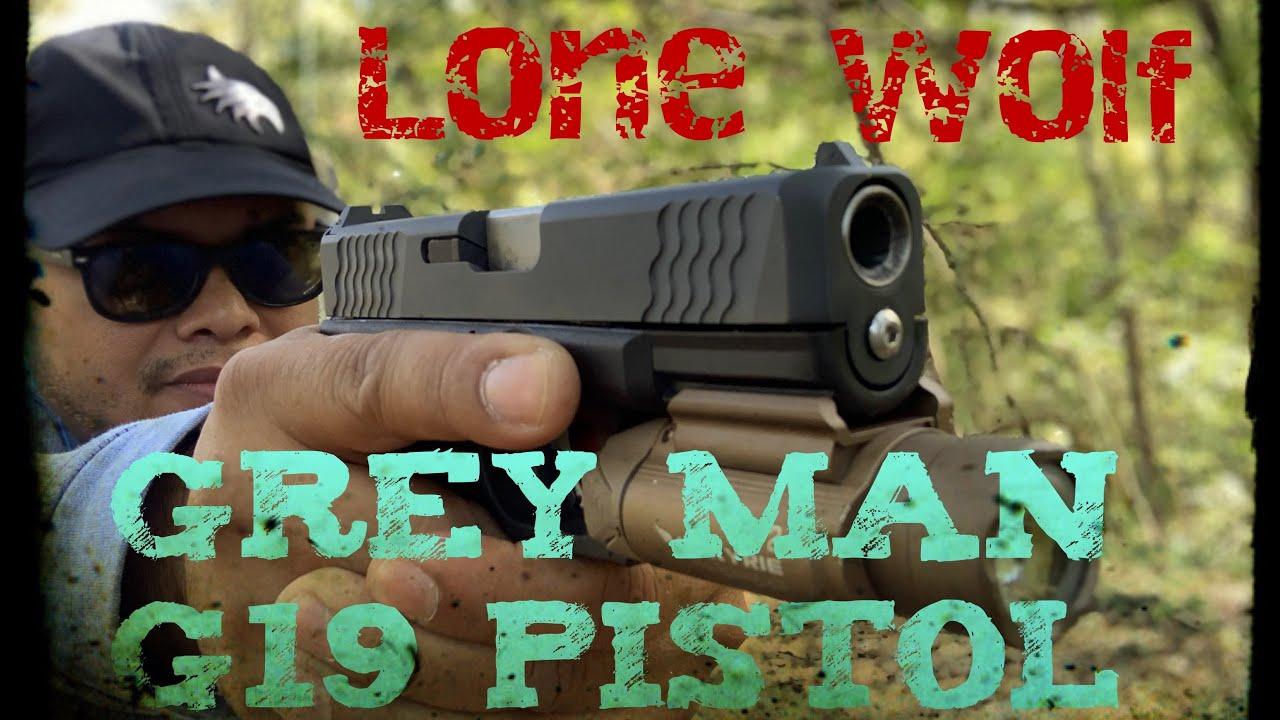 GREY MAN 19 | LONE WOLF
