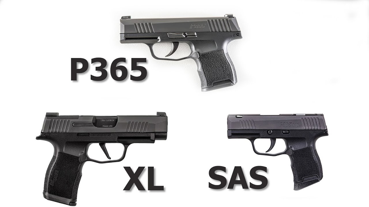 Battle of the SIG P365's #791