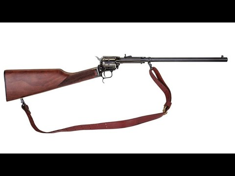 New Heritage Rough Rider Rancher 22LR