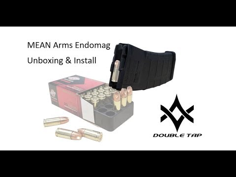 Unboxing & Install Mean Arms Endomag