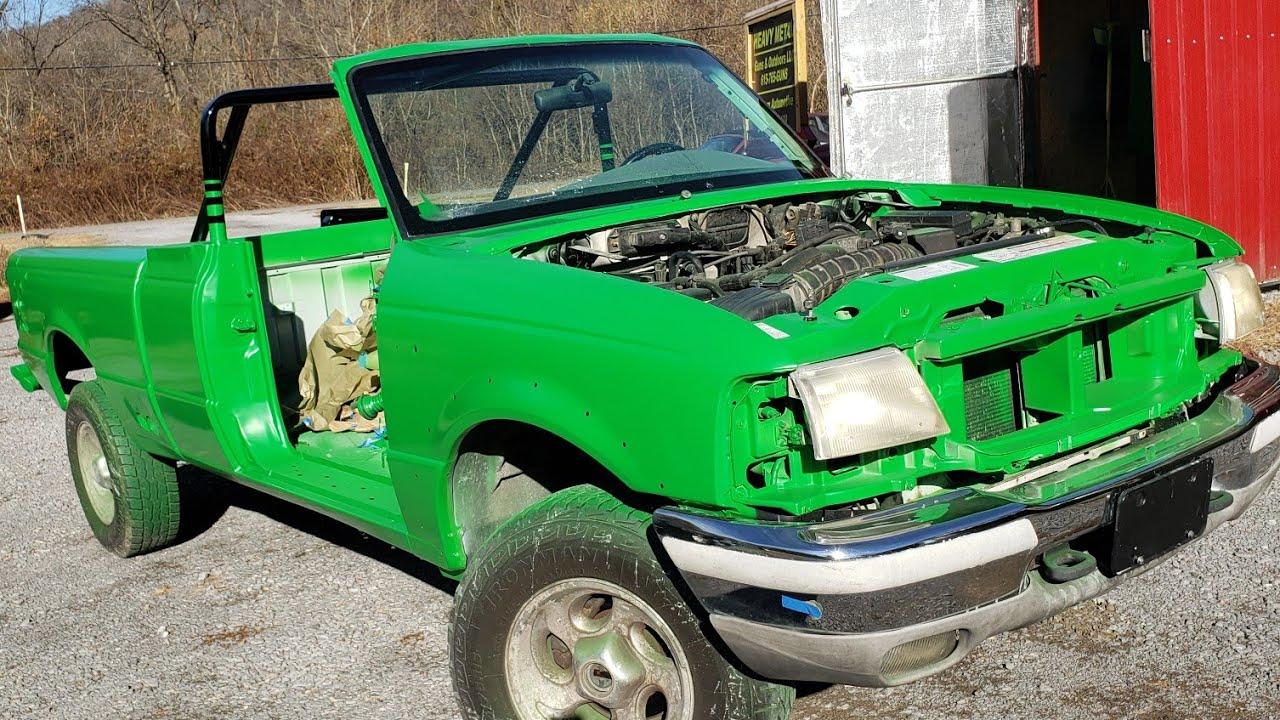 Ranger convertible update!!!