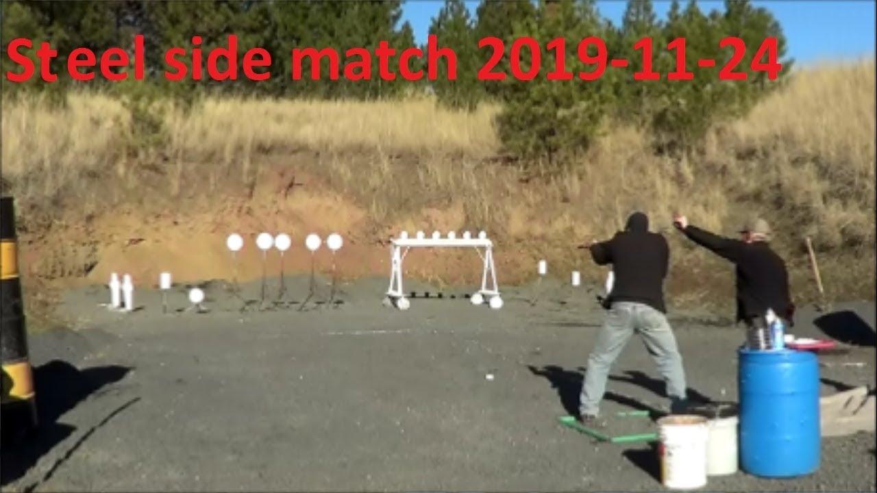 Steel Side Match 2019-11-24