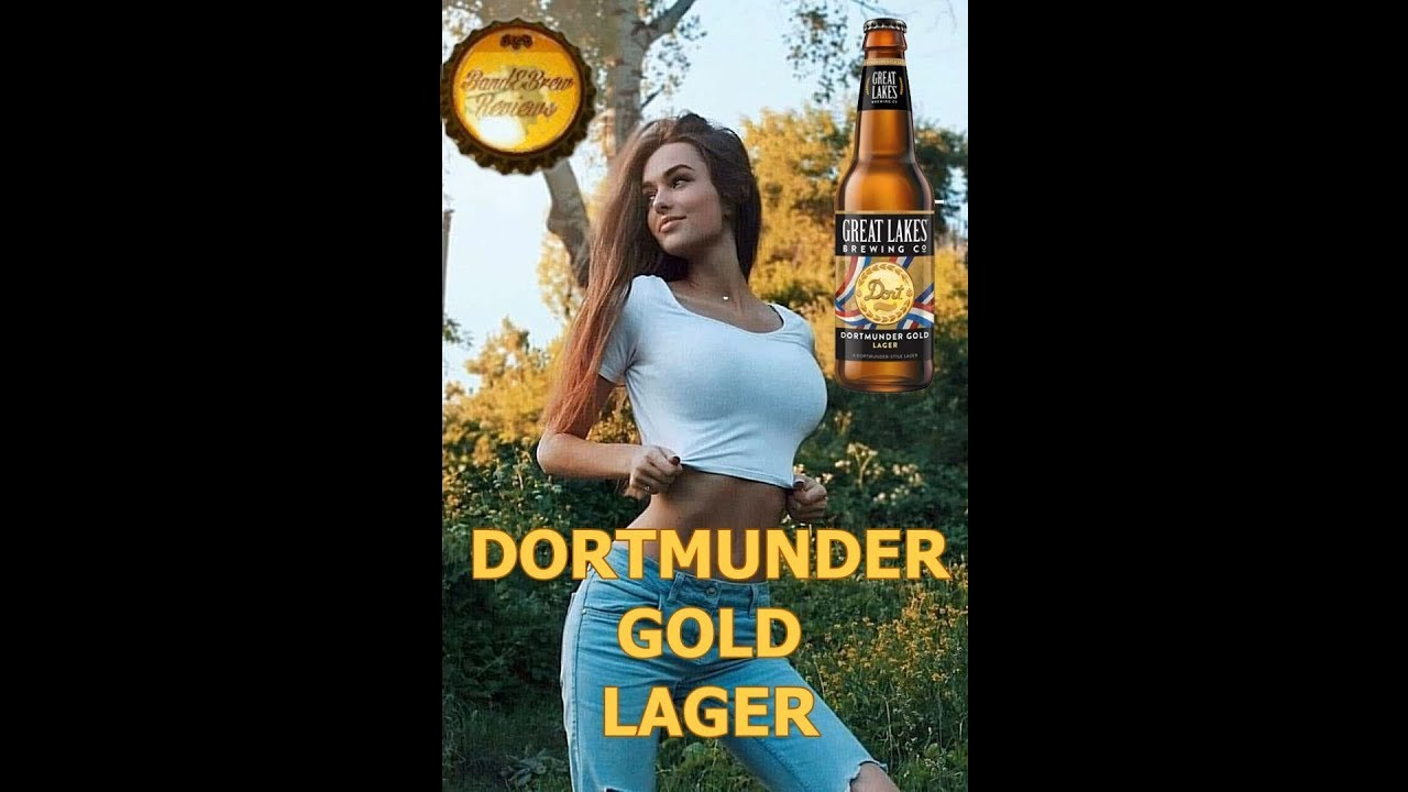 DORTMUNDER GOLD LAGER from GREAT LAKES BREWING Co