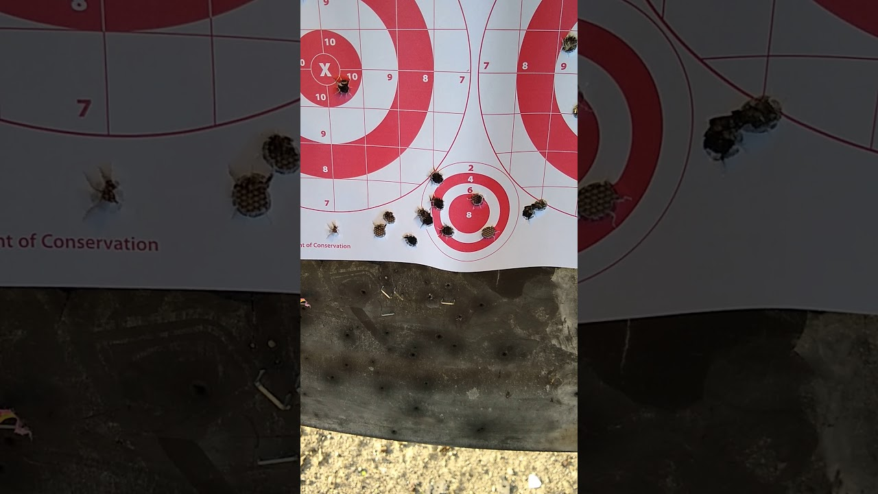TriStar P120 range time part 2