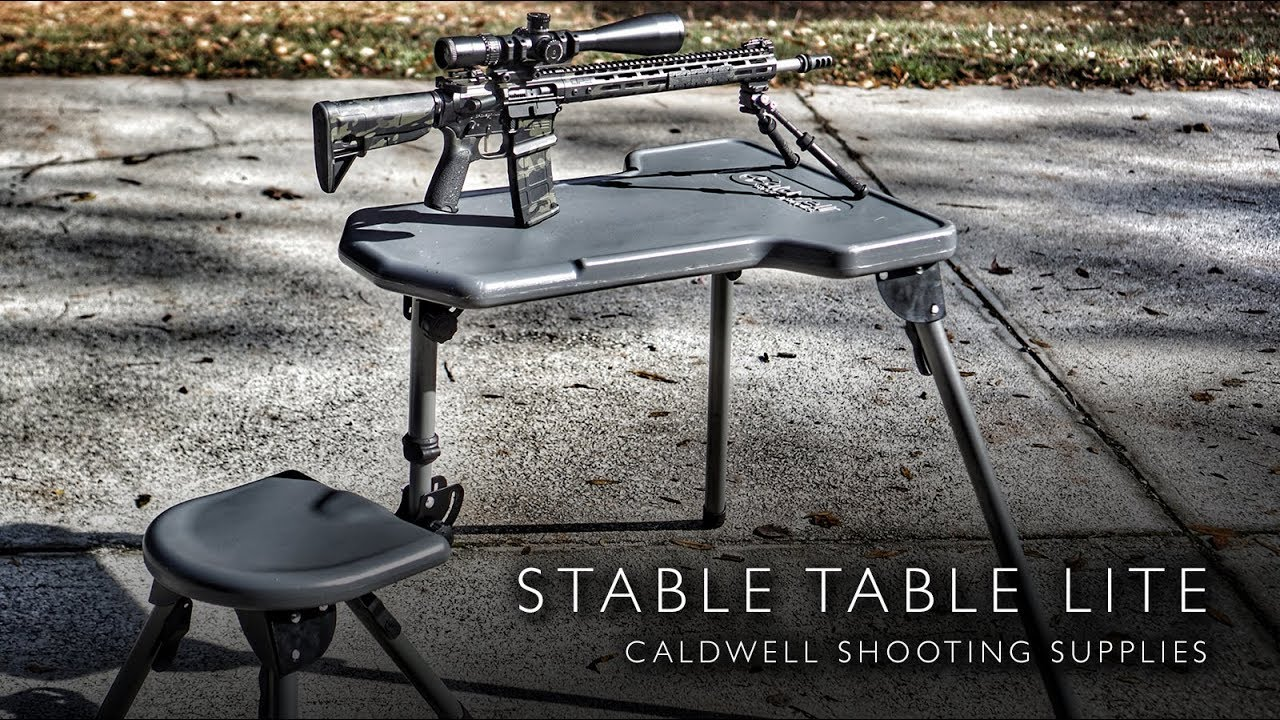 Caldwell Stable Table Lite - Full Review